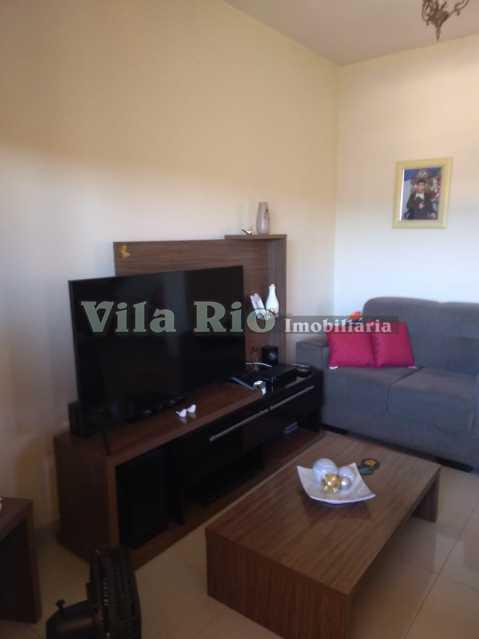 SALA 5. - Casa 3 quartos à venda Vista Alegre, Rio de Janeiro - R$ 550.000 - VCA30078 - 6