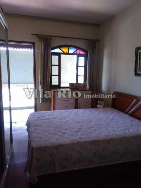 QUARTO 1. - Casa 3 quartos à venda Vista Alegre, Rio de Janeiro - R$ 550.000 - VCA30078 - 7