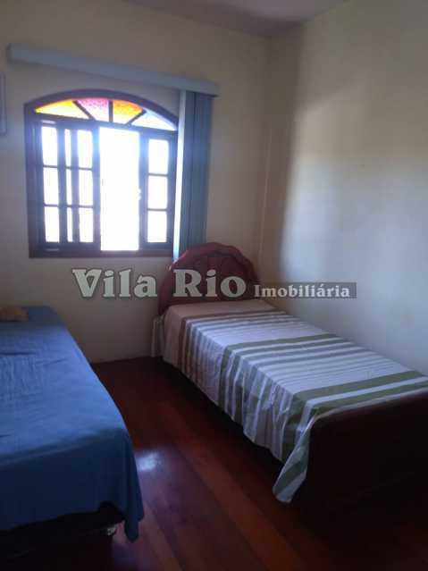 QUARTO 3. - Casa 3 quartos à venda Vista Alegre, Rio de Janeiro - R$ 550.000 - VCA30078 - 9