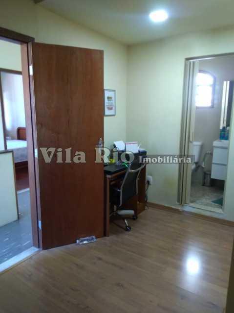 QUARTO 4. - Casa 3 quartos à venda Vista Alegre, Rio de Janeiro - R$ 550.000 - VCA30078 - 10