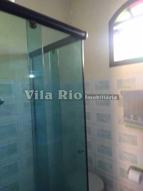 BANHEIRO 2. - Casa 3 quartos à venda Vista Alegre, Rio de Janeiro - R$ 550.000 - VCA30078 - 12