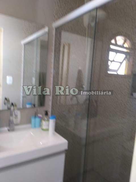 BANHEIRO 3. - Casa 3 quartos à venda Vista Alegre, Rio de Janeiro - R$ 550.000 - VCA30078 - 13