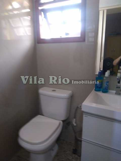 BANHEIRO 4. - Casa 3 quartos à venda Vista Alegre, Rio de Janeiro - R$ 550.000 - VCA30078 - 14