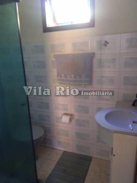 BANHEIRO 5. - Casa 3 quartos à venda Vista Alegre, Rio de Janeiro - R$ 550.000 - VCA30078 - 15