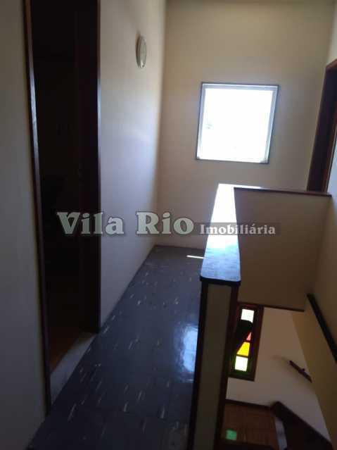 CIRCULAÇÃO. - Casa 3 quartos à venda Vista Alegre, Rio de Janeiro - R$ 550.000 - VCA30078 - 16