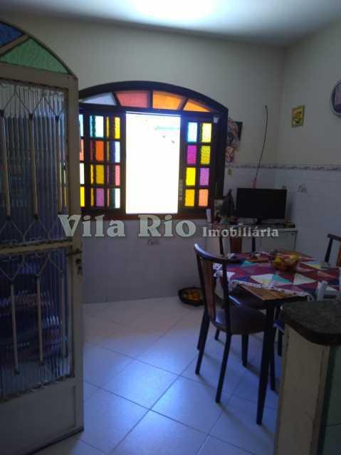 COPA COZINHA. - Casa 3 quartos à venda Vista Alegre, Rio de Janeiro - R$ 550.000 - VCA30078 - 17