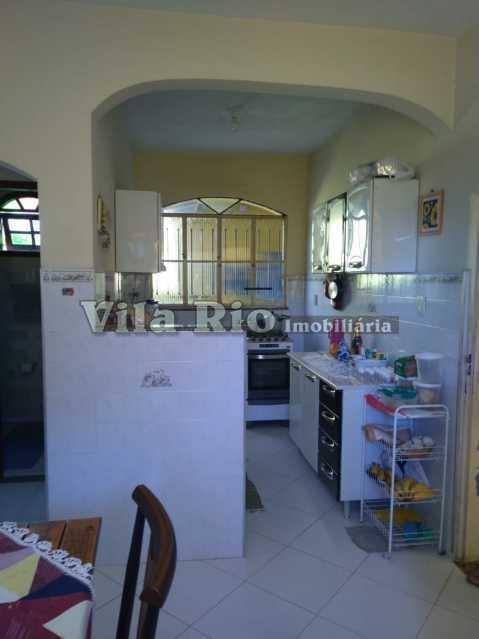 COZINHA 1. - Casa 3 quartos à venda Vista Alegre, Rio de Janeiro - R$ 550.000 - VCA30078 - 18