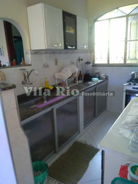 COZINHA 2. - Casa 3 quartos à venda Vista Alegre, Rio de Janeiro - R$ 550.000 - VCA30078 - 19