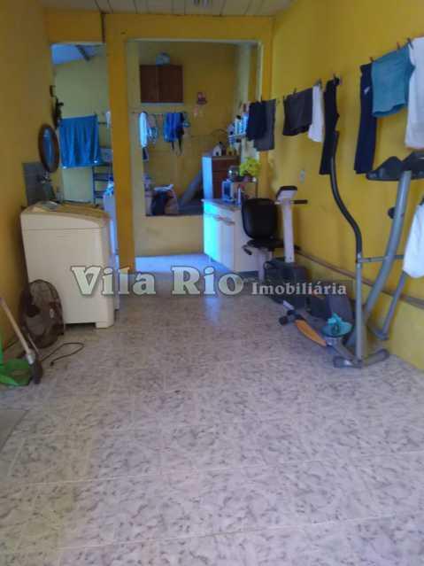 AREA. - Casa 3 quartos à venda Vista Alegre, Rio de Janeiro - R$ 550.000 - VCA30078 - 20