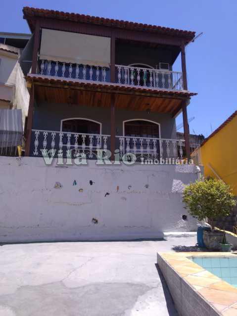 FACHADA. - Casa 3 quartos à venda Vista Alegre, Rio de Janeiro - R$ 550.000 - VCA30078 - 22