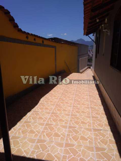 LATERAL. - Casa 3 quartos à venda Vista Alegre, Rio de Janeiro - R$ 550.000 - VCA30078 - 23