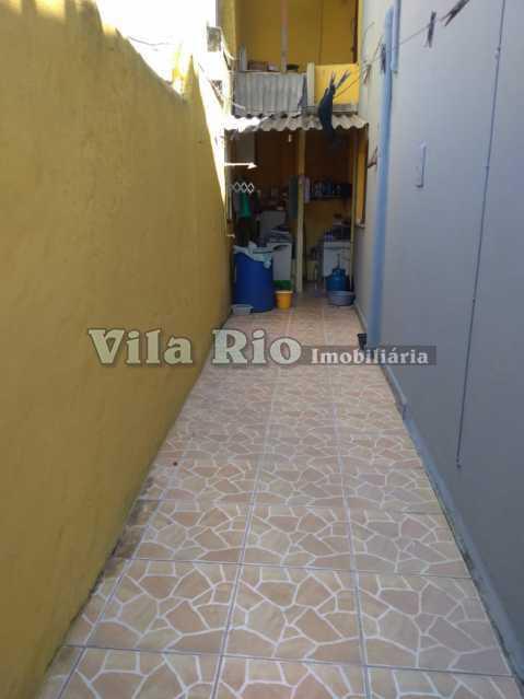 LATERAL1. - Casa 3 quartos à venda Vista Alegre, Rio de Janeiro - R$ 550.000 - VCA30078 - 24