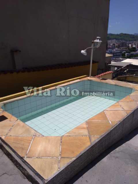 PISCINA 1. - Casa 3 quartos à venda Vista Alegre, Rio de Janeiro - R$ 550.000 - VCA30078 - 25