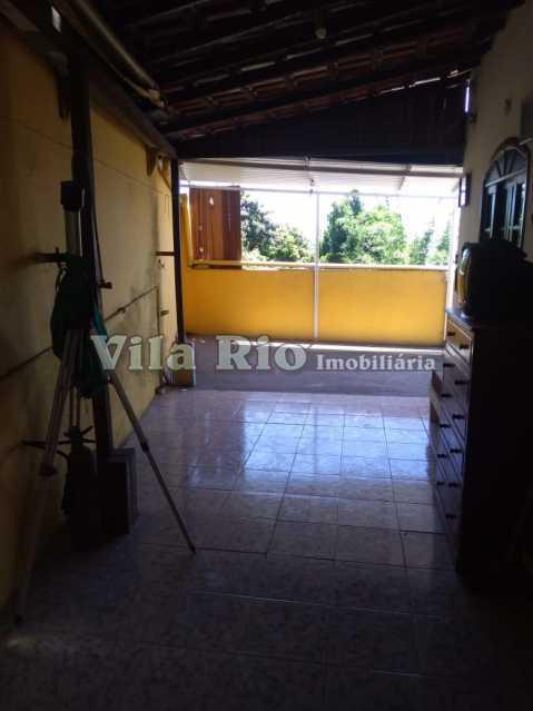 QUINTAL. - Casa 3 quartos à venda Vista Alegre, Rio de Janeiro - R$ 550.000 - VCA30078 - 27