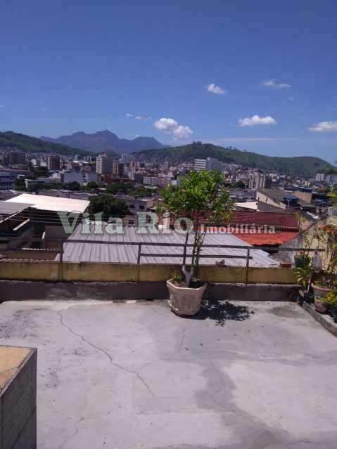 TERRAÇO. - Casa 3 quartos à venda Vista Alegre, Rio de Janeiro - R$ 550.000 - VCA30078 - 28