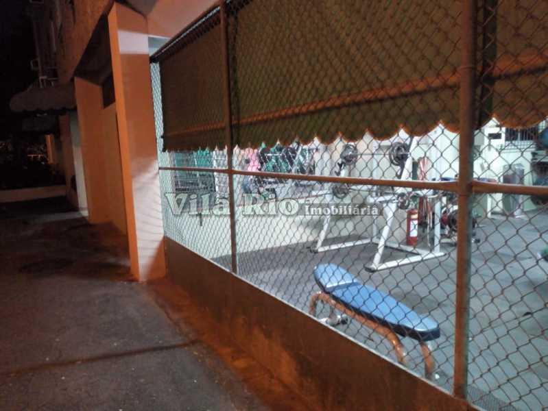 ACADEMIA1 - Apartamento 2 quartos à venda Tomás Coelho, Rio de Janeiro - R$ 185.000 - VAP20719 - 12