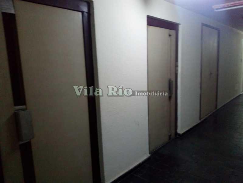 ELEVADOR - Apartamento 2 quartos à venda Tomás Coelho, Rio de Janeiro - R$ 185.000 - VAP20719 - 14
