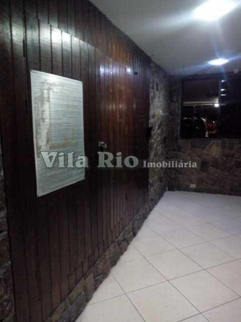 HALL 2 - Apartamento 2 quartos à venda Tomás Coelho, Rio de Janeiro - R$ 185.000 - VAP20719 - 18