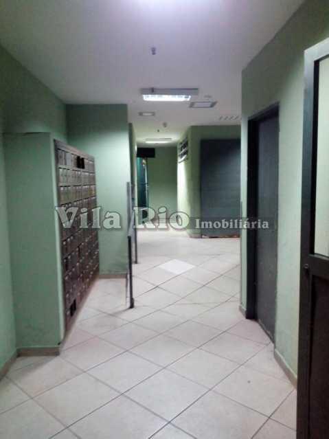 HALL 3 - Apartamento 2 quartos à venda Tomás Coelho, Rio de Janeiro - R$ 185.000 - VAP20719 - 19