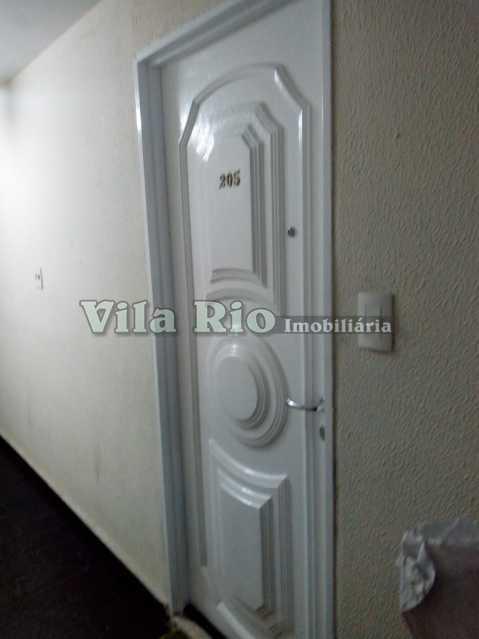 HALL DE ENTRADA - Apartamento 2 quartos à venda Tomás Coelho, Rio de Janeiro - R$ 185.000 - VAP20719 - 20