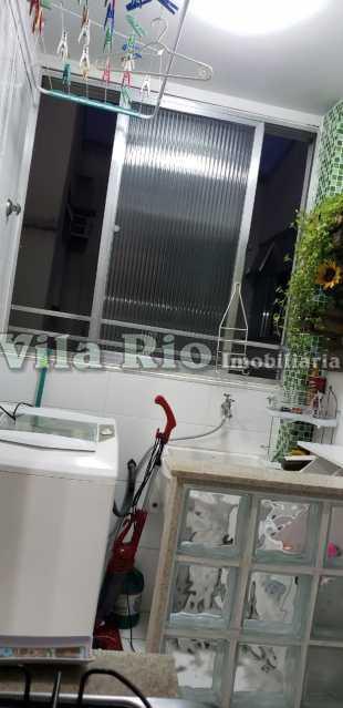 AREA - Apartamento 2 quartos à venda Tomás Coelho, Rio de Janeiro - R$ 185.000 - VAP20719 - 9