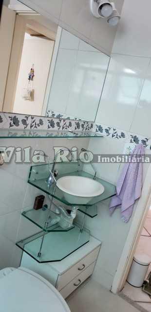 BANHEIRO - Apartamento 2 quartos à venda Tomás Coelho, Rio de Janeiro - R$ 185.000 - VAP20719 - 5