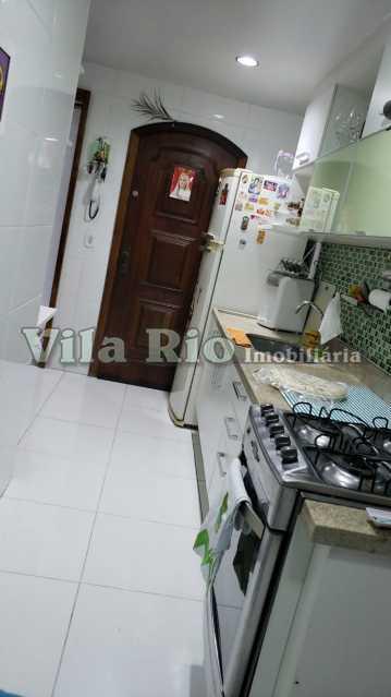 COZINHA 1 - Apartamento 2 quartos à venda Tomás Coelho, Rio de Janeiro - R$ 185.000 - VAP20719 - 6