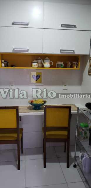 COZINHA 2 - Apartamento 2 quartos à venda Tomás Coelho, Rio de Janeiro - R$ 185.000 - VAP20719 - 8