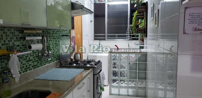 COZINHA1 - Apartamento 2 quartos à venda Tomás Coelho, Rio de Janeiro - R$ 185.000 - VAP20719 - 7