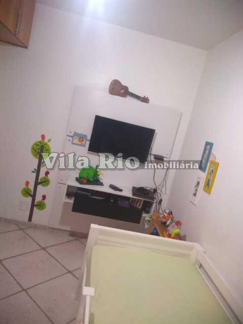 QUARTO 2 - Apartamento 2 quartos à venda Tomás Coelho, Rio de Janeiro - R$ 185.000 - VAP20719 - 1