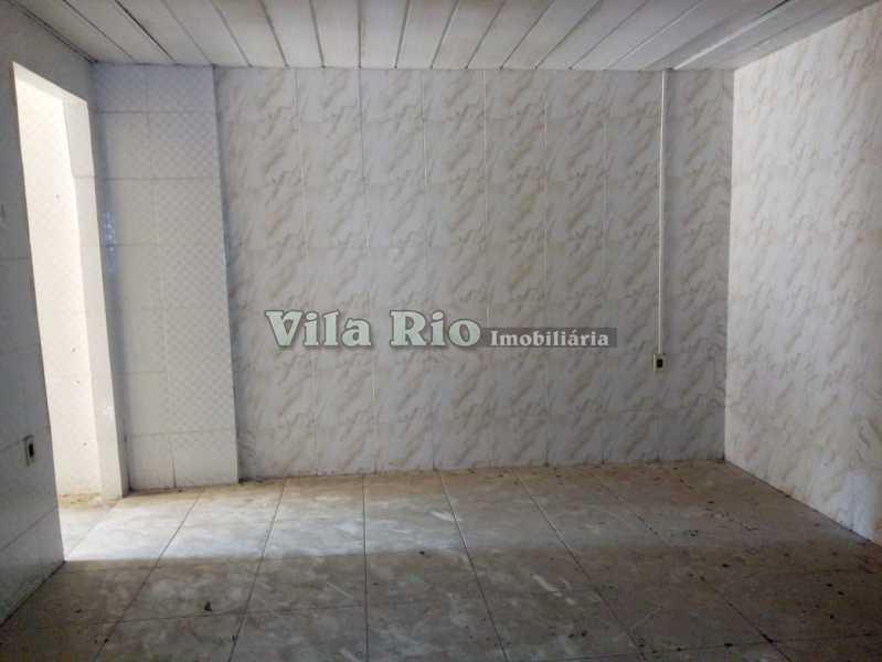 SALA 1 - Casa 3 quartos à venda Engenho Novo, Rio de Janeiro - R$ 295.000 - VCA30079 - 1