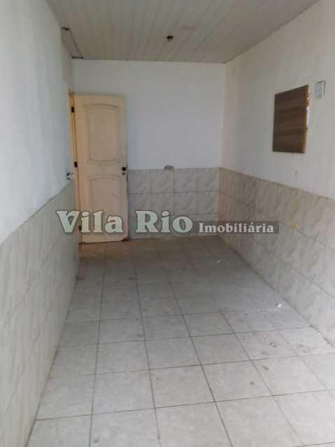 QUARTO 2 - Casa 3 quartos à venda Engenho Novo, Rio de Janeiro - R$ 295.000 - VCA30079 - 8