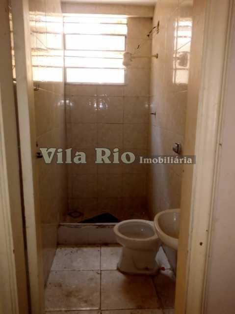 BANHEIRO 1 - Casa 3 quartos à venda Engenho Novo, Rio de Janeiro - R$ 295.000 - VCA30079 - 12