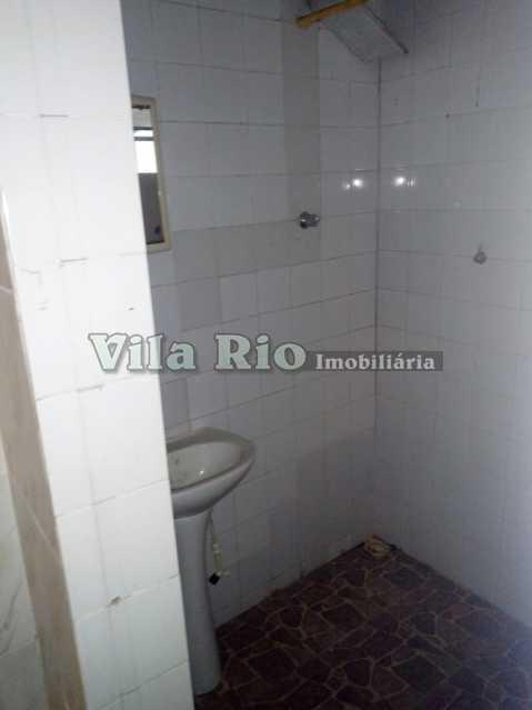 BANHEIRO 3 - Casa 3 quartos à venda Engenho Novo, Rio de Janeiro - R$ 295.000 - VCA30079 - 14