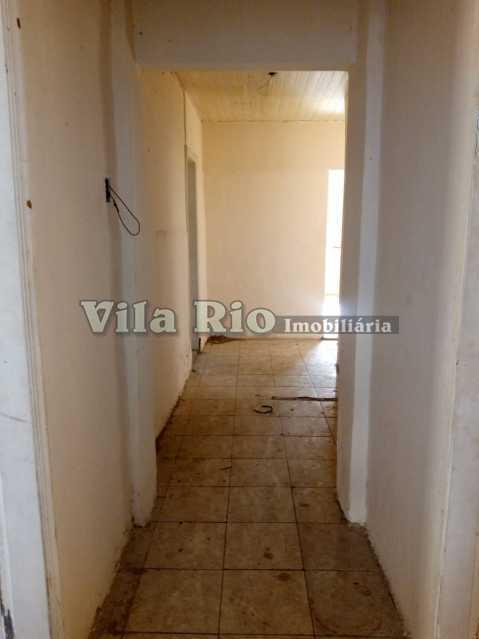 CIRCULAÇÃO - Casa 3 quartos à venda Engenho Novo, Rio de Janeiro - R$ 295.000 - VCA30079 - 15