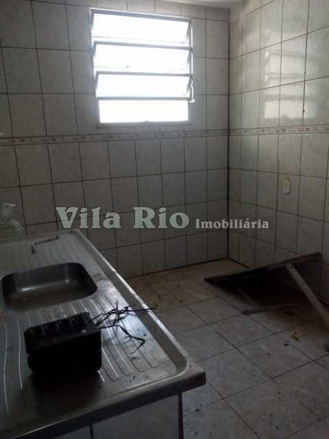 COZINHA 1 - Casa 3 quartos à venda Engenho Novo, Rio de Janeiro - R$ 295.000 - VCA30079 - 17
