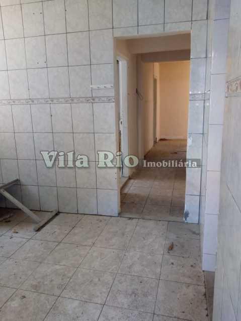 COZINHA 2 - Casa 3 quartos à venda Engenho Novo, Rio de Janeiro - R$ 295.000 - VCA30079 - 18