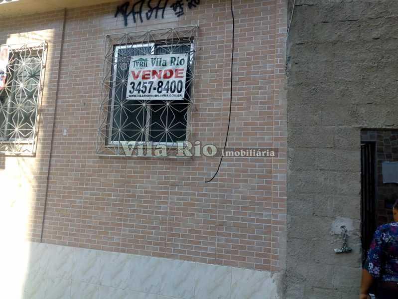 FACHADA 2 - Casa 3 quartos à venda Engenho Novo, Rio de Janeiro - R$ 295.000 - VCA30079 - 20