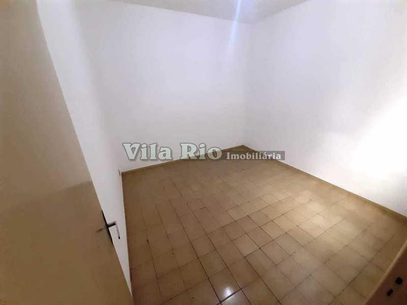 QUARTO 1. - Apartamento 2 quartos à venda Braz de Pina, Rio de Janeiro - R$ 190.000 - VAP20720 - 5