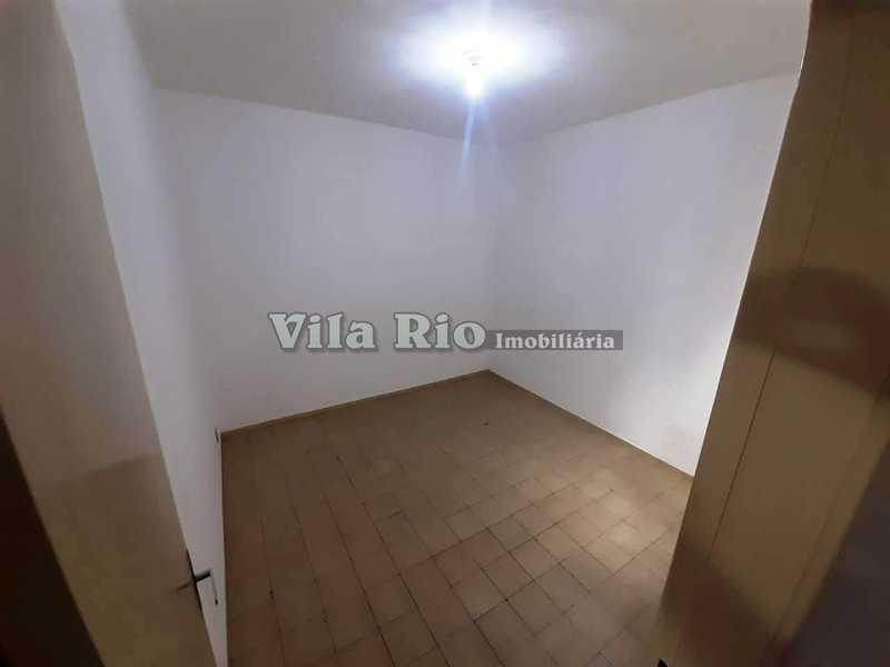 QUARTO1 3. - Apartamento 2 quartos à venda Braz de Pina, Rio de Janeiro - R$ 190.000 - VAP20720 - 9