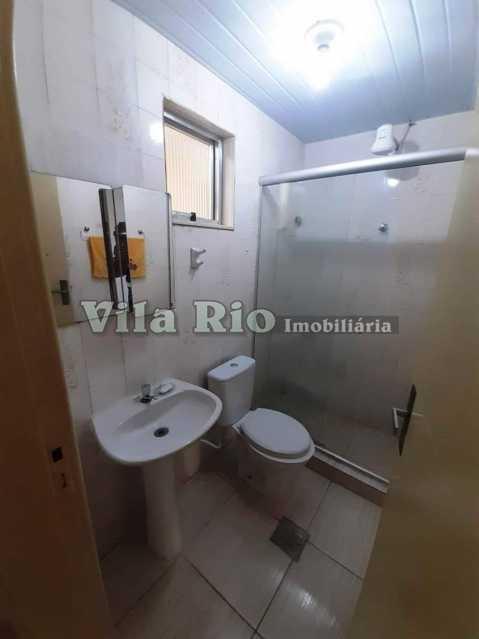 BANHEIRO 2. - Apartamento 2 quartos à venda Braz de Pina, Rio de Janeiro - R$ 190.000 - VAP20720 - 11