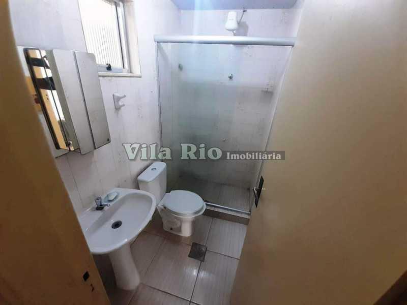 BANHEIRO 3. - Apartamento 2 quartos à venda Braz de Pina, Rio de Janeiro - R$ 190.000 - VAP20720 - 12