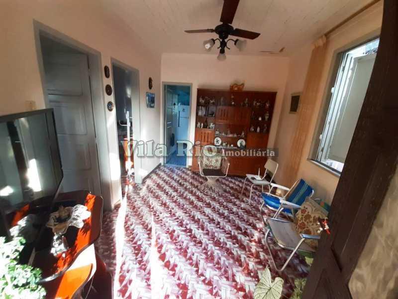 SALA 1. - Casa 2 quartos à venda Cordovil, Rio de Janeiro - R$ 240.000 - VCA20068 - 1