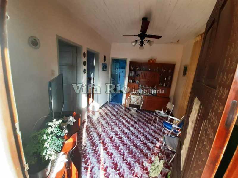 SALA 2. - Casa 2 quartos à venda Cordovil, Rio de Janeiro - R$ 240.000 - VCA20068 - 3