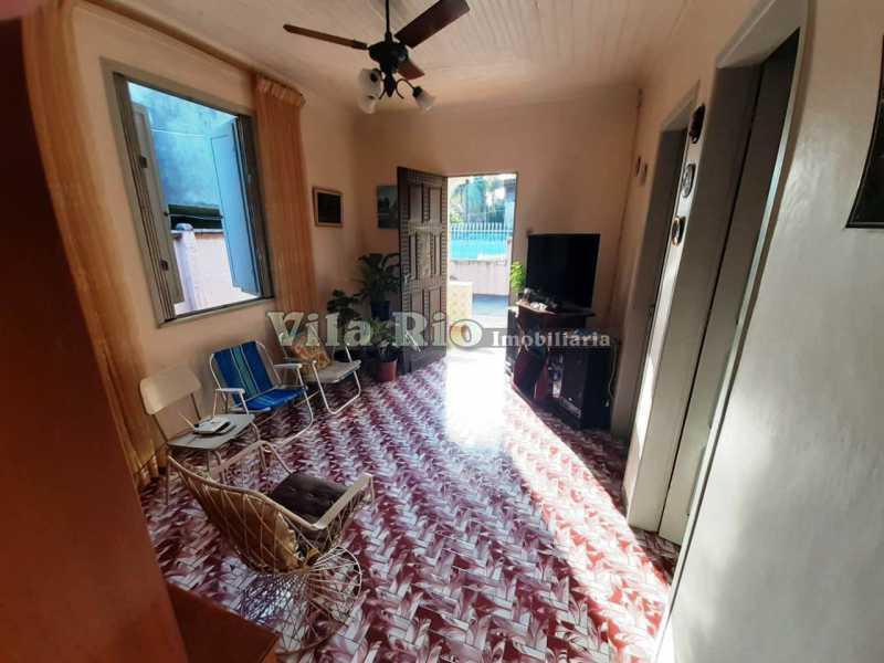 SALA 3. - Casa 2 quartos à venda Cordovil, Rio de Janeiro - R$ 240.000 - VCA20068 - 4