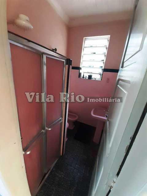 BANHEIRO. - Casa 2 quartos à venda Cordovil, Rio de Janeiro - R$ 240.000 - VCA20068 - 7