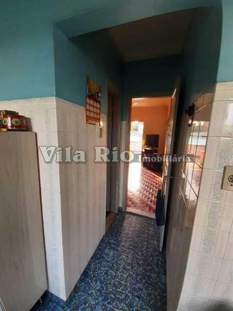 COZINHA 4. - Casa 2 quartos à venda Cordovil, Rio de Janeiro - R$ 240.000 - VCA20068 - 11