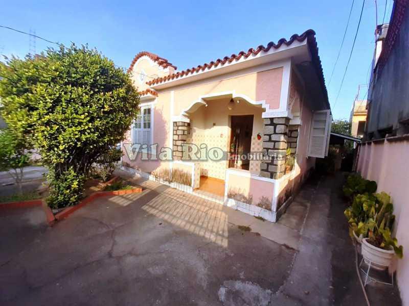 FACHADA 1. - Casa 2 quartos à venda Cordovil, Rio de Janeiro - R$ 240.000 - VCA20068 - 13