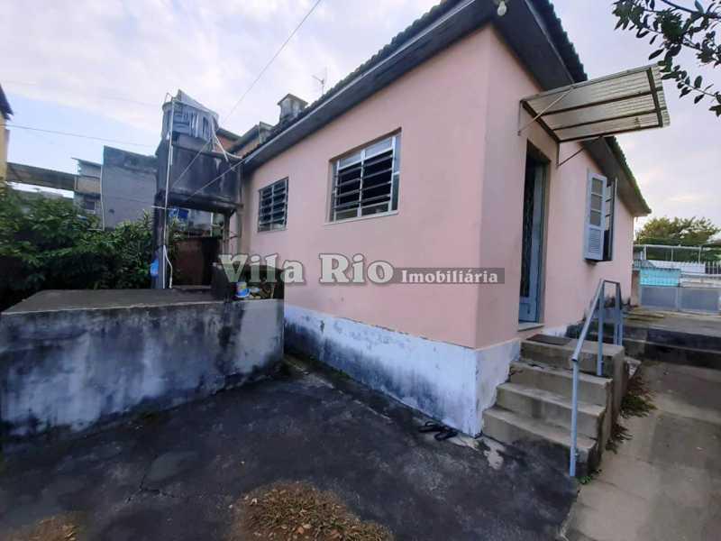 FACHADA 2. - Casa 2 quartos à venda Cordovil, Rio de Janeiro - R$ 240.000 - VCA20068 - 14
