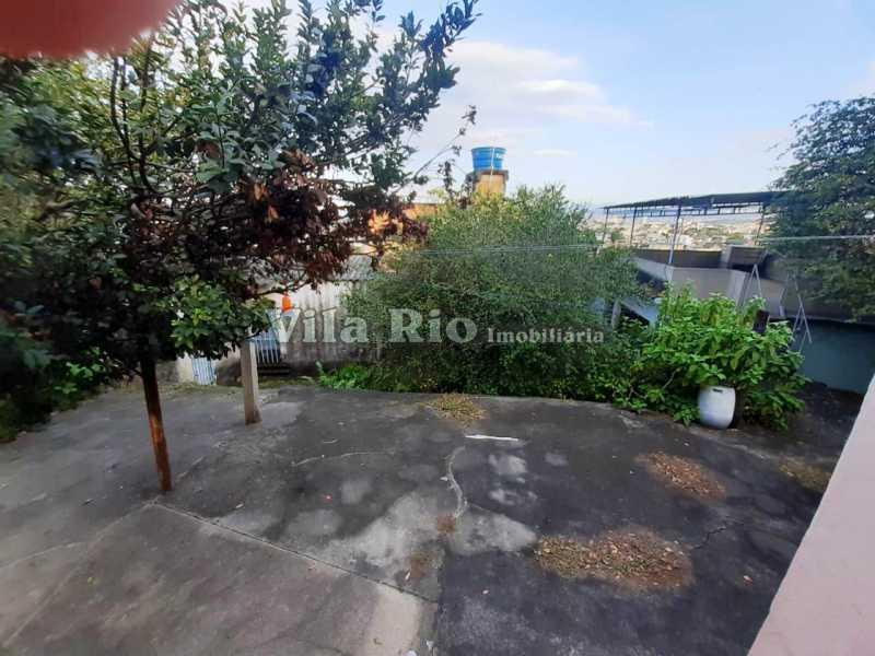 FUNDOS. - Casa 2 quartos à venda Cordovil, Rio de Janeiro - R$ 240.000 - VCA20068 - 18